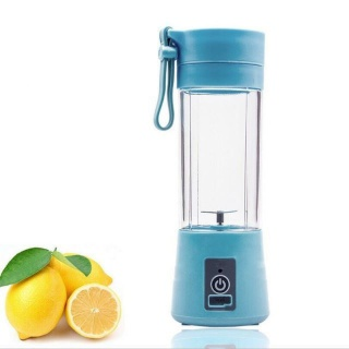 USB smoothie mixer - niebieski